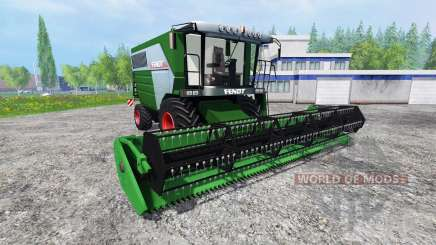 Fendt 8350 pour Farming Simulator 2015