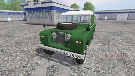 Land Rover Series IIa Station Wagon pour Farming Simulator 2015