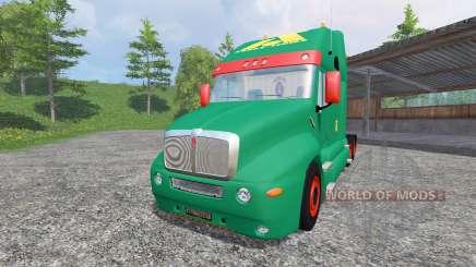 Kenworth T2000 [aguas tenias edition] für Farming Simulator 2015