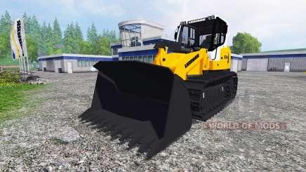 Liebherr LR 634 pour Farming Simulator 2015