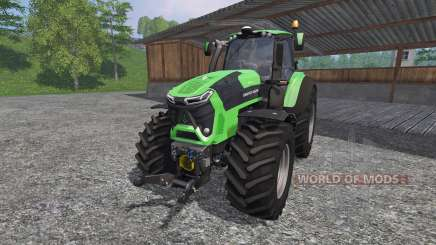Deutz-Fahr 9340 TTV für Farming Simulator 2015