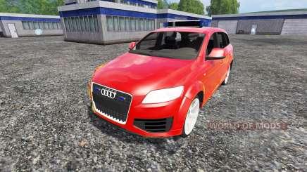 Audi Q7 für Farming Simulator 2015