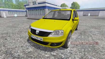 Dacia Logan für Farming Simulator 2015
