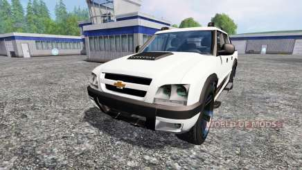 Chevrolet S-10 für Farming Simulator 2015