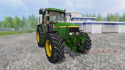 John Deere 6810 v1.0 pour Farming Simulator 2015