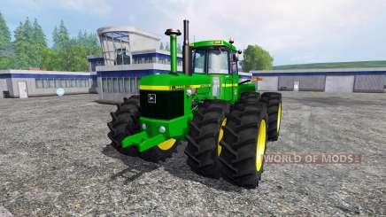 John Deere 8440 v1.1 pour Farming Simulator 2015