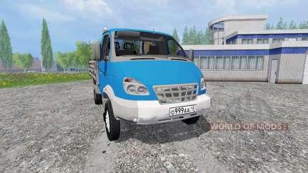 GAZ-3310 für Farming Simulator 2015