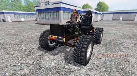 Land Rover Defender 90 [trial] pour Farming Simulator 2015