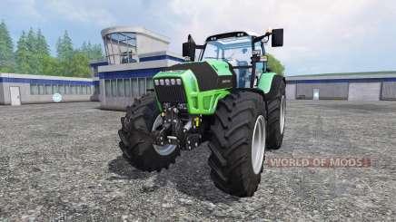 Deutz-Fahr Agrotron L730 v1.1 für Farming Simulator 2015