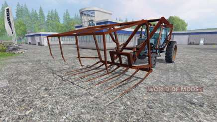 MTZ-80L pour Farming Simulator 2015