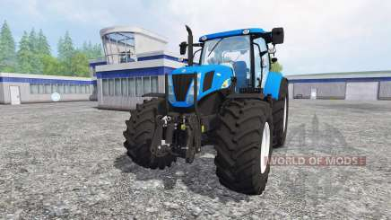 New Holland T7030 [final] für Farming Simulator 2015