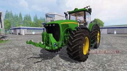 John Deere 8220 v2.5 für Farming Simulator 2015