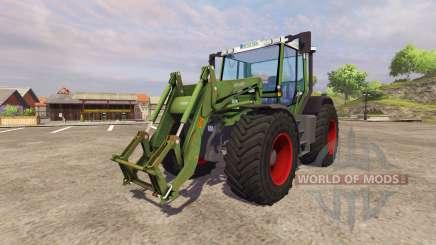Fendt Xylon 524 v4.0 pour Farming Simulator 2013