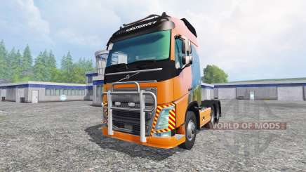 Volvo FH16 2012 pour Farming Simulator 2015