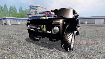 VAZ-21214 Niva pour Farming Simulator 2015