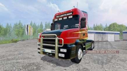 Scania T164 pour Farming Simulator 2015
