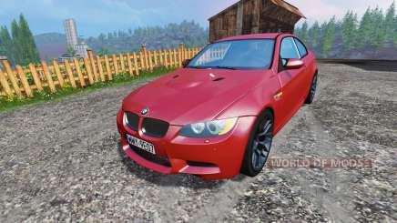 BMW M3 (E92) für Farming Simulator 2015