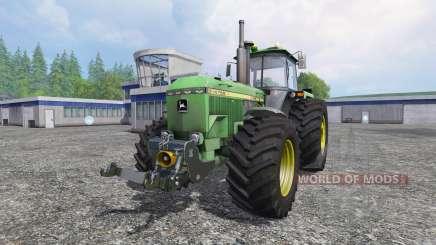 John Deere 4755 v3.0 für Farming Simulator 2015