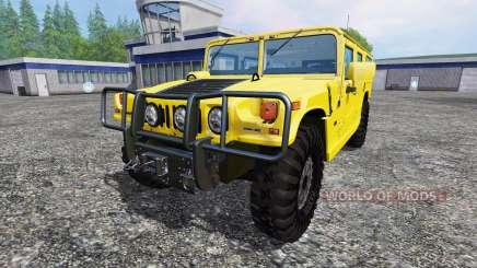 Hummer H1 Alpha für Farming Simulator 2015