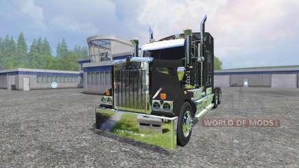 Kenworth T908 für Farming Simulator 2015