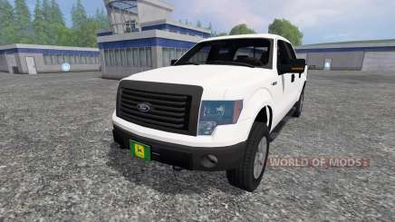 Ford F-150 2010 pour Farming Simulator 2015