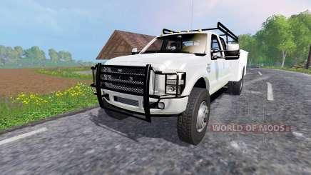 Ford F-350 [service truck] pour Farming Simulator 2015