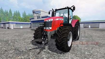 Massey Ferguson 7726 v2.0 für Farming Simulator 2015