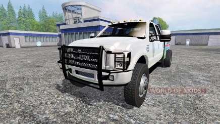 Ford F-350 [street dually] pour Farming Simulator 2015