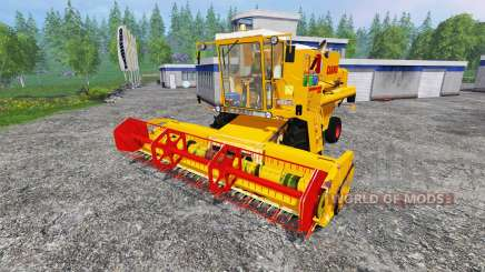 CLAAS Dominator 105 v2.0 pour Farming Simulator 2015
