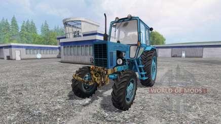 MTZ-82 [UKR] für Farming Simulator 2015