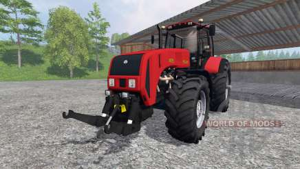 Biélorussie-3522 v1.4 pour Farming Simulator 2015