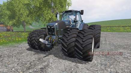 Deutz-Fahr Agrotron 7250 Warrior v3.0 für Farming Simulator 2015