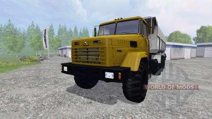 KRAZ-7140 für Farming Simulator 2015