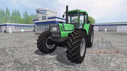 Deutz-Fahr Agrosun 140 pour Farming Simulator 2015