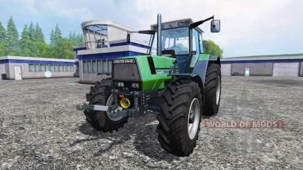 Deutz-Fahr AgroStar 6.31 v1.0.2 für Farming Simulator 2015