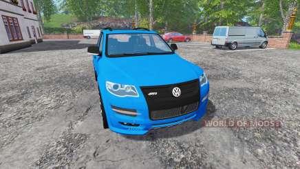 Volkswagen Touareg I pour Farming Simulator 2015