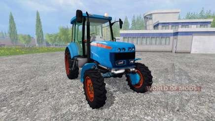Agromash SAVOIRS traditionnels pour Farming Simulator 2015