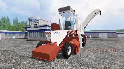 COP-6 für Farming Simulator 2015