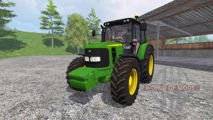 John Deere 6230 pour Farming Simulator 2015