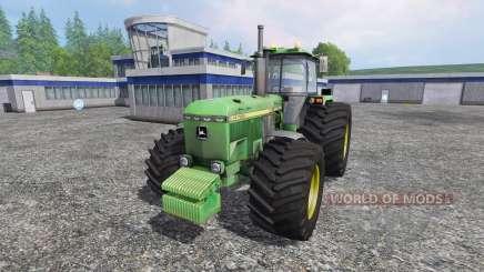 John Deere 4755 [terra] pour Farming Simulator 2015