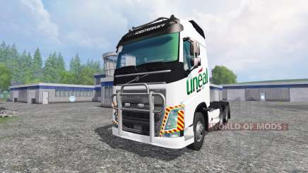 Volvo FH16 2012 [uneal] pour Farming Simulator 2015