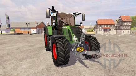 Fendt 516 Vario SCR Professional Plus pour Farming Simulator 2013