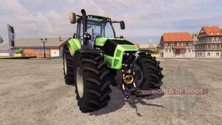 Deutz-Fahr Agrotron 7250 [PloughingSpec] v2.0 für Farming Simulator 2013