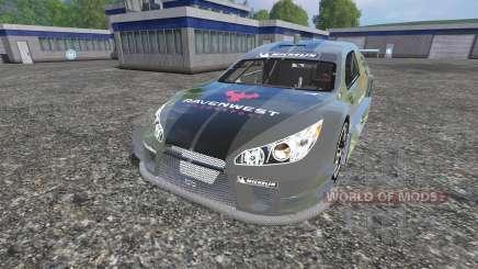 Chevrolet Impala SS NASCAR [Ravenwest] pour Farming Simulator 2015
