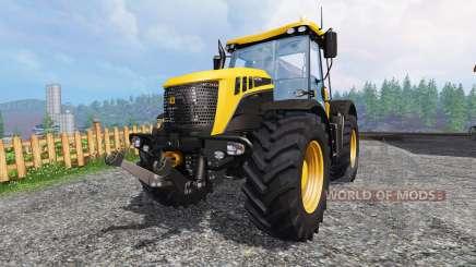 JCB 3220 Fastrac pour Farming Simulator 2015