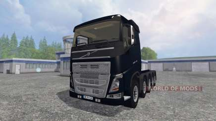 Volvo FH10x4 pour Farming Simulator 2015