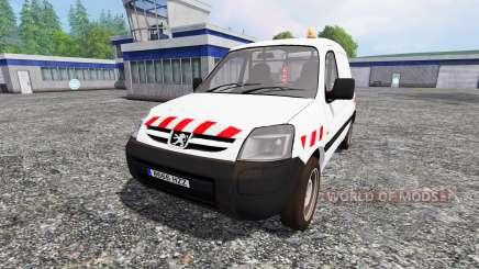 Peugeot Partner v2.0 pour Farming Simulator 2015