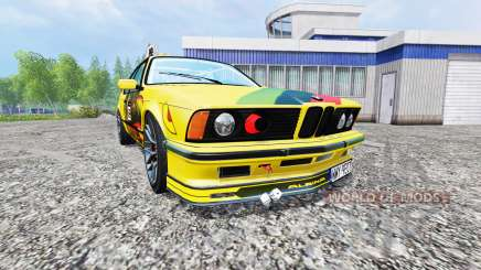 BMW M635CSi (E24) für Farming Simulator 2015