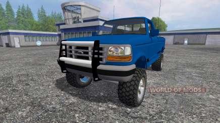 Ford F-1000 [Brasil] für Farming Simulator 2015
