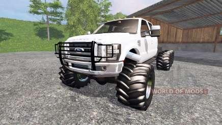 Ford F-350 8x8 pour Farming Simulator 2015